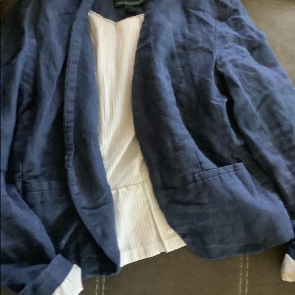 Cynthia Rowley Jackets & Blazers - Blue blazer
